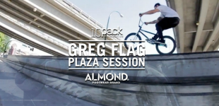Greg Flag Plaza Session for Almond/Tenpack